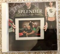 Splender ~ To Whom It May Concern Promo Promotional Advance CD J Records