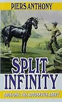 Split Infinity Mass Market Paperbound Piers Anthony