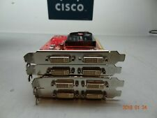 ATI FIREPRO V3700 256MB GDDR3 Dual DVI PCI-e x4 Video Cards  *T106