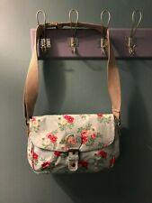 Gisela Graham Floral Oil cloth Satchel Bag -