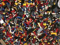 1kg Mixed Real LEGO Bricks Parts Pieces. Starter Set Bulk JobLot Bundle FREE P&P
