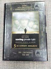 Saving Private Ryan Tom Hanks Matt Damon D-Day 60th Anniversary Edition Dvd