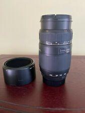 Tamron AF 70-300 mm Tele-Macro (1:2) Camera Lense