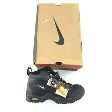 Vintage 90s Nike ACG Air MADA PRO MID Women's Size 7.5 Waterproof Leather W/Box