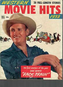 Western Screen Hits No.2,1953 Gene Autry-Rex Allen-Roy Rogers....