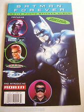 RARE TOPPS BATMAN FOREVER AND ROBIN 1995 MOVIE PHOTO  ALBUM BOOK EMPTY UNUSED
