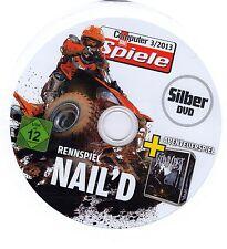 Nail'd ( Rennspiel, Rallye/Off-Road, Motorsport )+ Second Guest ( Adventure ) PC