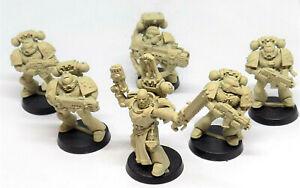Classic OOP Space Marines - DARK ANGELS COMBAT SQUAD -- Dark Vengeance Kill Team