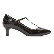 Rockport Women's Total Motion Kalila T-Strap Dress Pump Black - SIze 9M