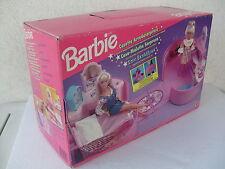 barbie casetta arredasorprese pull pop play house coffret voyage 1995 NRFB 13198