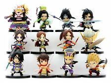 NEW KOEI Dynasty Warriors 6 Shin Sangoku Musou 5 VOL 2 Mini Figure 1BOX F/S