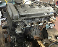 TOYOTA AVENSIS SE 1.8 00-03 7A-FE BARE ENGINE. #2