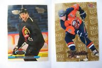 1993-94 Stadium Club #359 Yashin Alexei  member's only parallel  senators