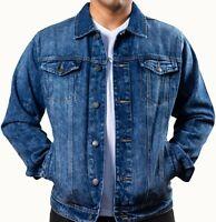 Denim Paradise -  Premium Men's Jacket