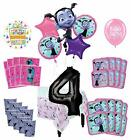 Mayflower Products Vampirina 4th Birthday Party Supplies 16 Guest Decoration Kit