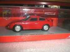 Spark 1301 - Abarth Fiat 1000 Bialbero GT 1961 - 1:43 Made in China