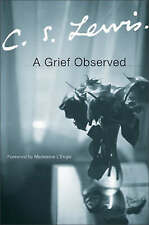 NEW A Grief Observed by C. S. Lewis