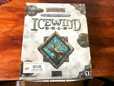 ICEWIND DALE  Forgotten Realms 'Baulder's Gate'  * SEALED *  Big Box PC Game  AU