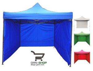 Marktzelt Messestand Expresszelt Zelt !!! Folding tent Pavilon Sehr Starke Plane