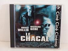 Dossier de presse sonore Film Le chacal RICHARD GERE   BRUCE WILLIS  Bof : MOBY