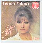 """karen CHERYL Vinyl 45 tours SP 7"""" TCHOO TCHOO HOLD ON THE LINE Made In USA 60105"""