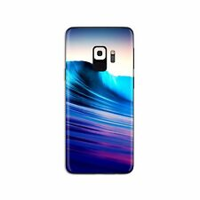 Samsung Galaxy Skin STICKER Note 5 7 8 S6 edge S7 S8 S9 Plus Abstract wave SS022