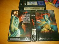 THE DEVILS CONTRACT(1988) - RARE Australian VDC Obscure VHS Issue Erotic Horror!
