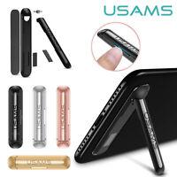 USAMS Magnetic Holder Zinc Alloy Clip Metal Holder Universal Phone Stand