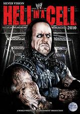 WWE Hell In A Cell 2010 DVD DEUTSCH