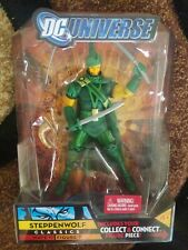 NEW DC UNIVERSE CLASSICS STEPPENWOLF 6 INCH ACTION FIGURE WAVE 11 FIGURE 7! a119