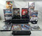 Sony PlayStation 3 60GB Console CECHC03 Backwards Compatible Bundle + 50x Games