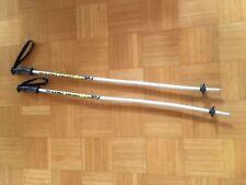 Fischer Skistöcke: Kinder Skistock Race Junior Aluminium 100 cm gebraucht Stöcke