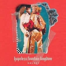 Halsey - Hopeless Fountain Kingdom ** NEW CD Album **  2017