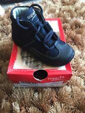 Brand New Baby Boys Superfit Designer Boots Kids Size UK 4.5 Infant