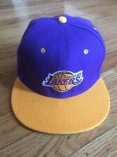 """SUPER RARE, """"TISA"""" NBA, BASKETBASLL, LOS ANGELES LAKERS, SNAP-BACK HAT,"""
