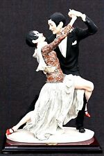 "Giuseppe Armani ""Takes two to Tango"" Figurine # 1704C Limited Edition # 9/3000"