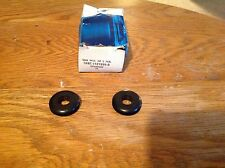 NOS 1986 - 1989 FORD AEROSTAR REAR DOOR AND LIFTGATE LOCK KNOB GROMMETS NEW PAIR