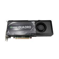 NVidia Quadro K5000 PCIe 2.0 x16 4GB GDDR5 Professional GPU Graphics Card