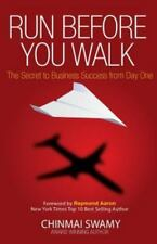 Run Before You Walk : 5 Techniques for Start-Up Success by Chinmai Swamy...