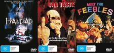 DVD Bad Taste - Limited Edition Peter Jackson RARE Very Good