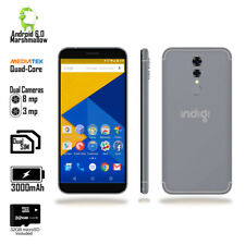 "GSM Unlocked 4G LTE 5.6"" SmartPhone - QuadCore CPU 1.3GHz + 32gb microSD - Black"