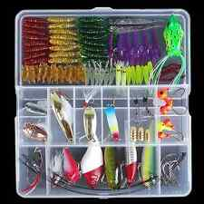 Free Shipping 120Pcs/Lot Fishing Lure And Fishing Tackle Accessories Tackle Box