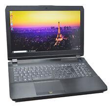 """Clevo P650 15.6"""" Gaming Laptop: Core i7-6700HQ, GTX 1060, 128GB+1TB HDD"""