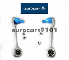 BMW 528xi 535xi Lemforder Front Lower Rearward Left & Right Control Arms