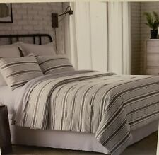 Hearth & Hand with Magnolia Linen Blend Comforter Set King