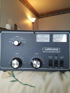AMERITRON ham linear amplifier ,CB amp