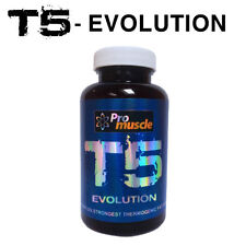 T5 EVOLUTION FAT BURNER - STRONG DIET PILLS T5 EXTREME WEIGHT LOSS - 60 Caps
