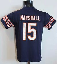 NFL Chicago Bears  #15 MARSHALL BOYS SHIRT JERSEY NIKE SIZE 10-12 Years EXCL