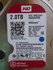 2 TB western digital WD 20 efrx - 68ax9n0 | hhrnhtjch | 03 mar 2013