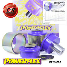 Audi S6 (2012 - ) Powerflex Front Lower Radius Arm to Chassis Bushes PFF3-702